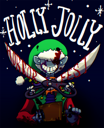Holly Jolly Horror Fest by GNZG