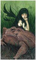 Fairy Friend by ElvenstarArt