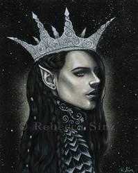 The Night King by ElvenstarArt