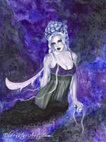 Midnight Empress by ElvenstarArt