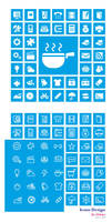 simple  icons by Milaky