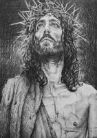 Jesus of Nazareth by AlexndraMirica