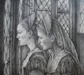 The Other Boleyn Girl by AlexndraMirica