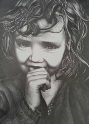 Portrait after Lee Jeffries 2 by AlexndraMirica