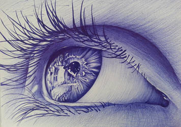 Eye by AlexndraMirica