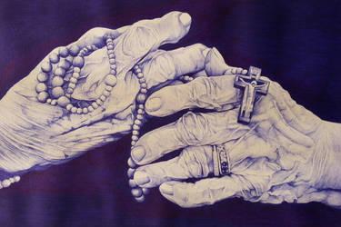 old hands 2 by AlexndraMirica