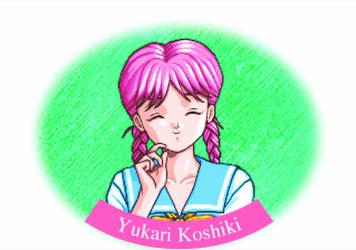 Yukari Koshiki by maty543210