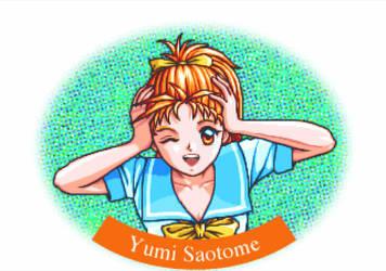 Yumi Saotome by maty543210