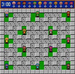 Power Bomberman (16-bit style) 12 Players by maty543210