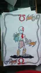 Kratos by Remarkvc