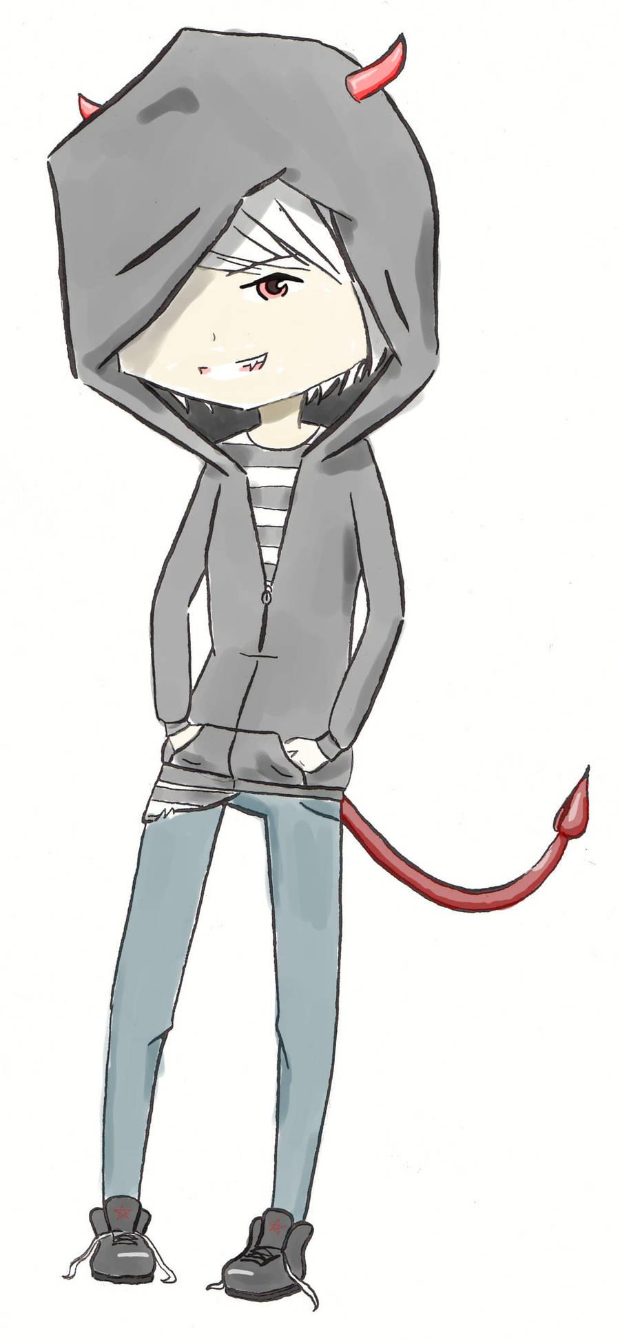 Little Devil Prussia by Lolidollxx