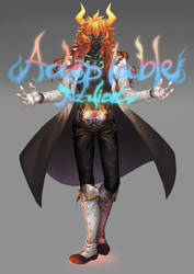 [Closed] Inferno [Adoptable] by Realize2Heart