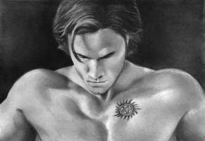 the new Sam Winchester by TomsGG
