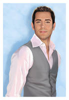 Zachary Levi digitaldrawing by TomsGG