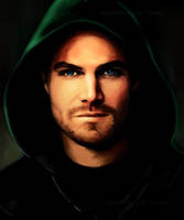 Oliver Queen - Green Arrow by TomsGG