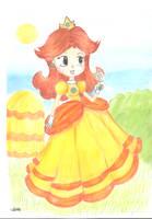 Princess Daisy by sugarcube-princess