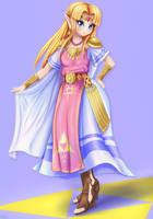 Zelda by nin10ja