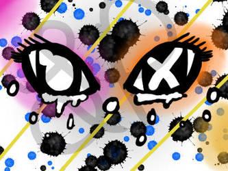 Eyes pop by myminty