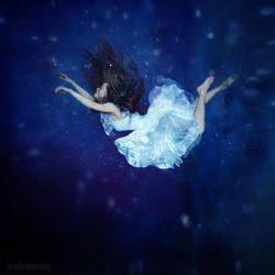 falling into dream by ankazhuravleva