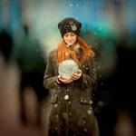 winter people by ankazhuravleva