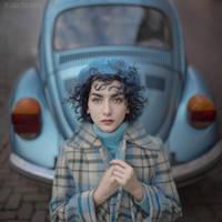 a study in blue by ankazhuravleva