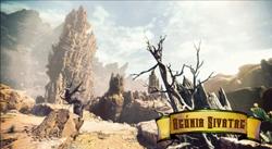 Agónia sivatag