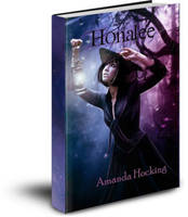 Honalee Book Cover by Phatpuppyart-Studios