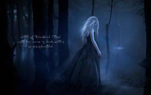 Witch of Blackbird Pond by Phatpuppyart-Studios
