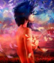 Colors of the Wind by Phatpuppyart-Studios