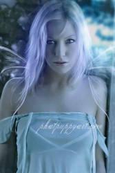 Blue Fairy by Phatpuppyart-Studios