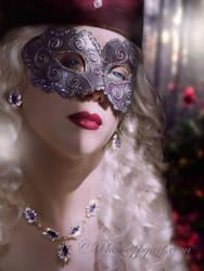 Masquerade by Phatpuppyart-Studios