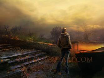 Rite of Passage by Phatpuppyart-Studios
