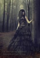 Gothic Memory by Phatpuppyart-Studios