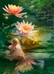Little Flower by Phatpuppyart-Studios