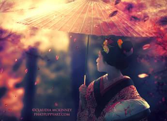 Summer's End by Phatpuppyart-Studios