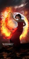 Inferno by Phatpuppyart-Studios