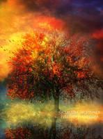 Tree of Wonder by Phatpuppyart-Studios