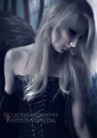 Tears of an Angel by Phatpuppyart-Studios