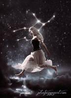 Celestial Bodies by Phatpuppyart-Studios