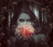Poison so Sweet by Phatpuppyart-Studios