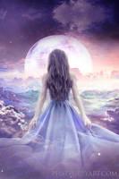 Star Princess by Phatpuppyart-Studios