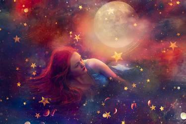 Stardust by Phatpuppyart-Studios