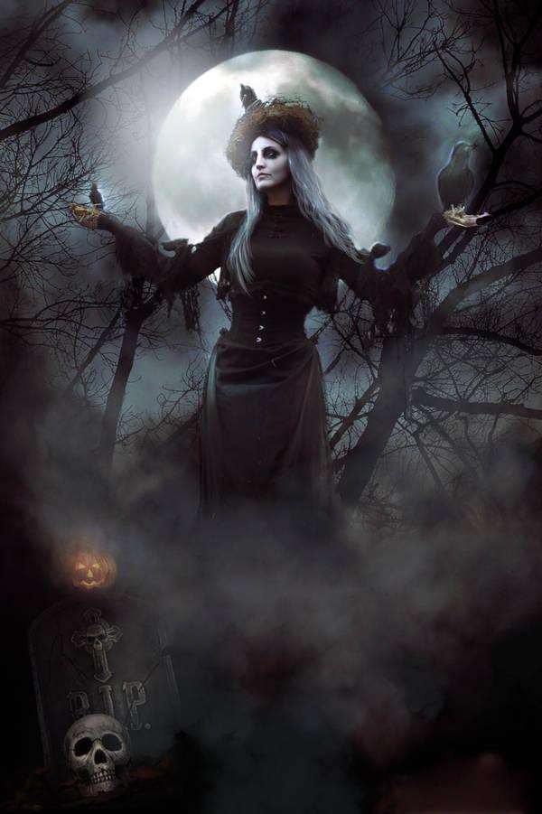 The Scarecrow by Phatpuppyart-Studios