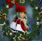 December by Phatpuppyart-Studios