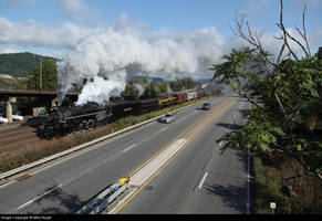 Nice looking Steamer by 3window34