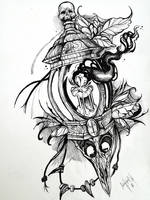 Fatuous Lamp of Death by Khov97