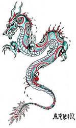 Dragon by ArmandAlucard