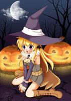 RO - Alchemist Witch by Ponpokorin