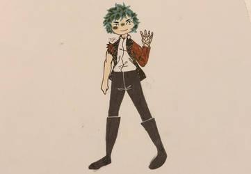 Villain Deku (finished) by Salty0cean