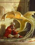 The Dragon Charmer by Shreya